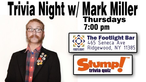 Trivia - Footlight - FB Event